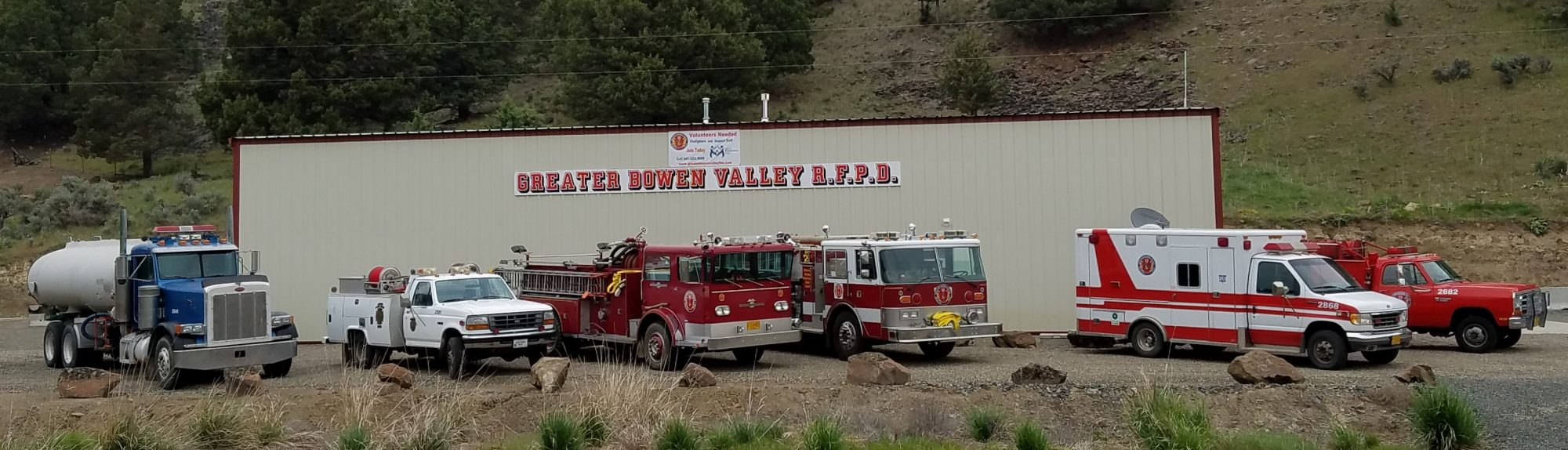 Greater Bowen Valley Rural Fire Protection District